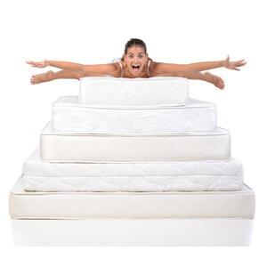 Spierpijn na slapen op nieuw matras