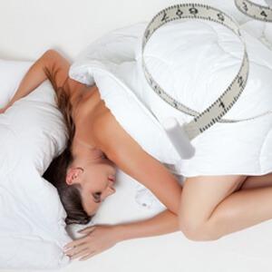 slaaptips die helpen afvallen