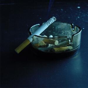 invloed roken op slaap