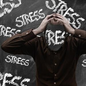 Slapen met stress? Zo doe je dat (5 Tips)