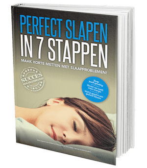Perfect Slapen in 7 Stappen cover